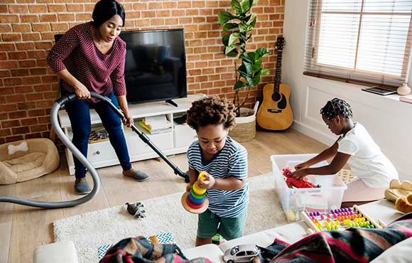 10 Fresh Ways to Spring Clean Your Family's Routine | ACTIVEkids