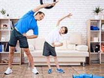 10 Exercises for a Great Parent-and-Kid Workout