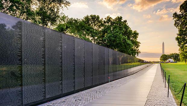 """""""Vietnam War Memorial"""