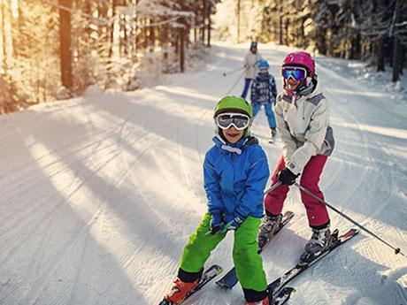 10 Tips to Make Family Ski Vacations More Fun