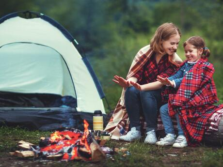Top 100 Family Campgrounds