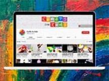 7 Art-Themed YouTube Channels for Kids