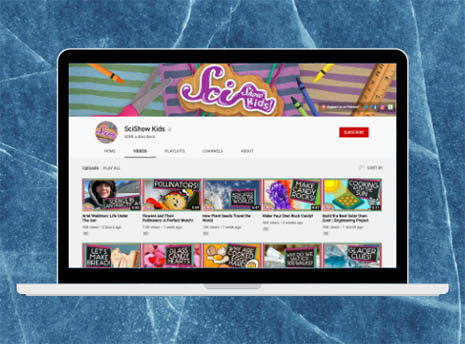 Science+youtube front