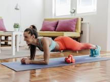 The Best At-Home Strength Exercises for Busy Parents