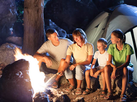 6 Secrets for Camping with Kids