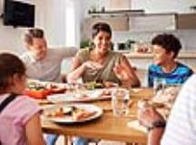 Table Talk: Conversation Starters for Family Dinner Fun