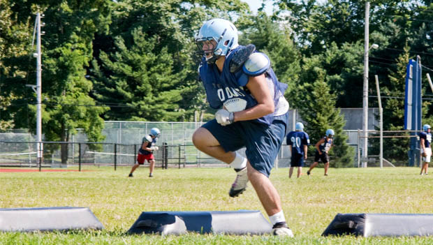 High school football tryout tips