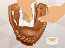 How to Clean and Store Baseball Gloves