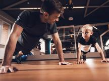 Heart Healthy Workout for the Whole Family