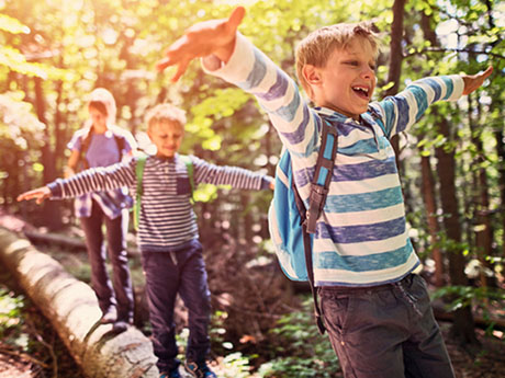 Tips for Hiking with Young Children