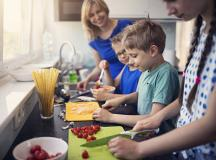 Tips for Teaching Kids to Cook
