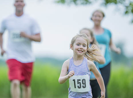 How to Get Your Kids Interested in Running