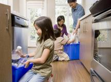 How Families Can Minimize Waste