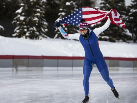 11 Inspiring Reasons to Watch the 2018 Winter Olympic Games with Your Kids