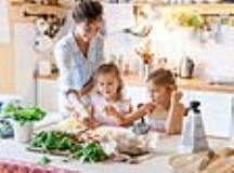 7 Healthy Recipes You and Your Child Can Prepare Together