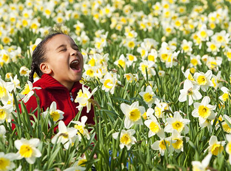 Teach Your Kids the Early Signs of Spring