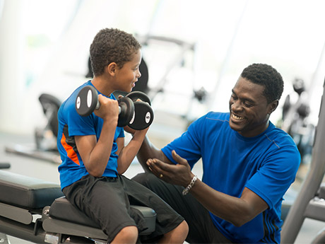 Strength Training Guidelines for Kids of All Ages