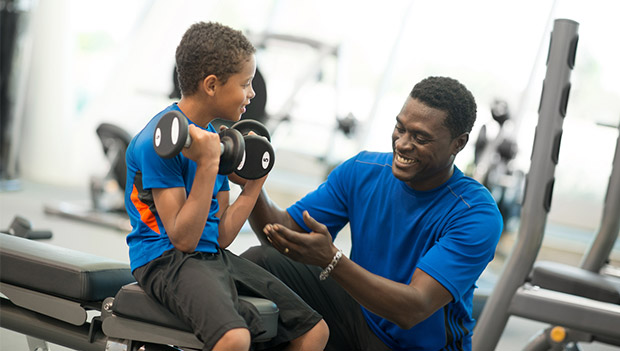 Strength Training Guidelines for Kids of All Ages | ACTIVEkids