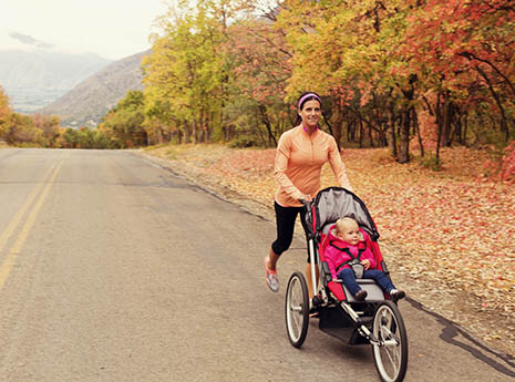 Stroller Running Tips You Probably Haven't Heard