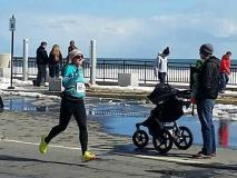 Balancing Motherhood and Training for the Boston Marathon