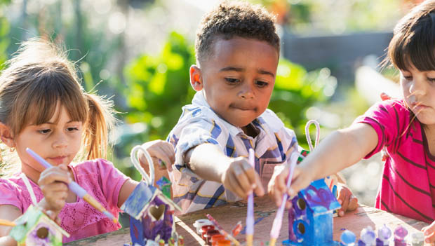 Benefits of Summer Camp for Preschoolers | ACTIVEkids