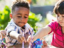 Benefits of Summer Camp for Preschoolers