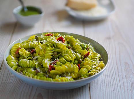 Pesto+pasta front