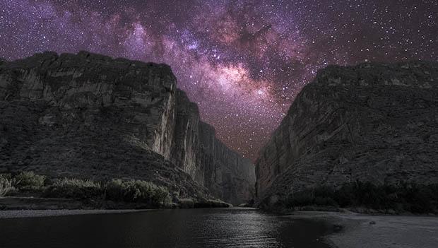 Big Bend National Park night sky