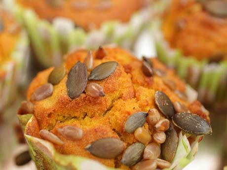 Recipes for Kids: 3-Ingredient Veggie Cupcakes