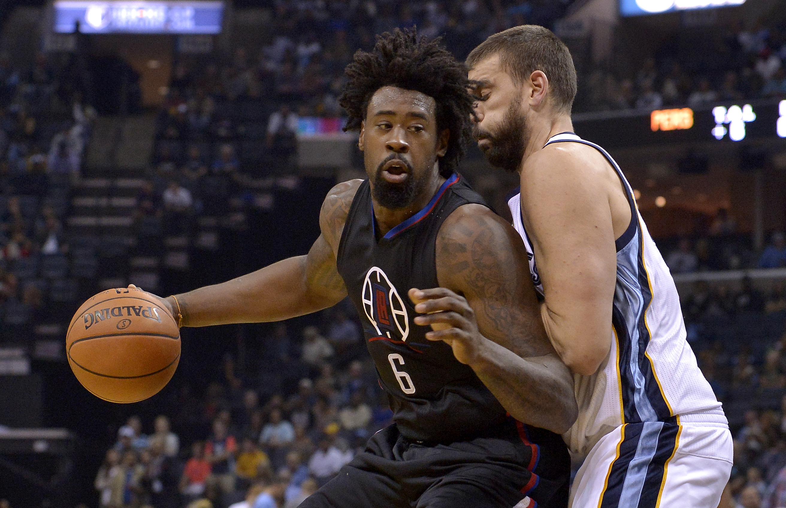 DeAndre Jordan, Los Angeles Clippers