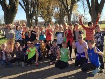 Sixth Grade Class Conquers Couch to 5K App