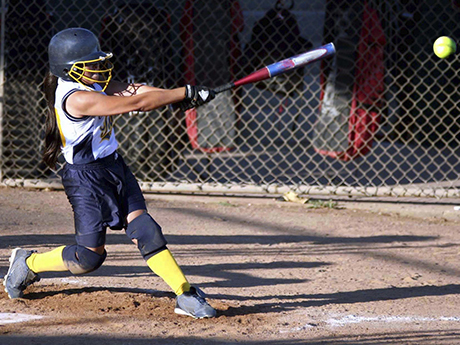 How to Hit the Outside Pitch in Softball
