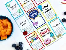 10 Lunch Box Notes Your Kids Will Love