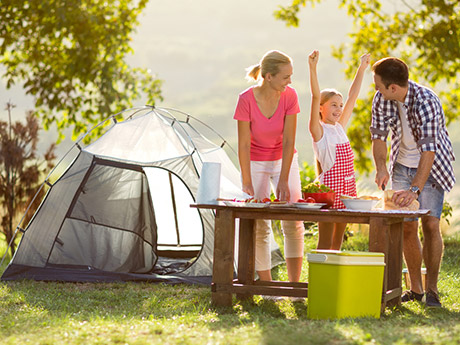 10 Secrets for Budget-Friendly Family Camping
