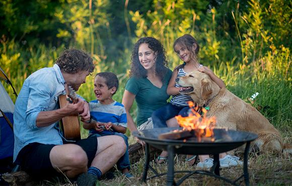 Hasil gambar untuk Camping With Your Family