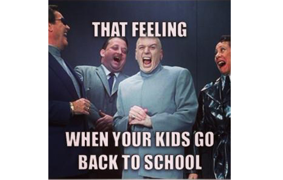 14 Hilarious Memes That Perfectly Describe Back To School Time