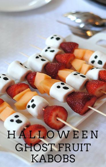 Easy Halloween Snacks.16 Healthy Halloween Treats For Kids Activekids