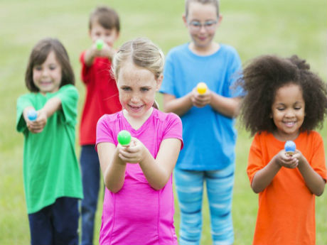 16 Fun Team-Building Activities for Kids