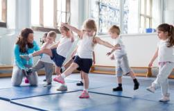 4 Kids Fitness Classes to Burn Off Extra Energy