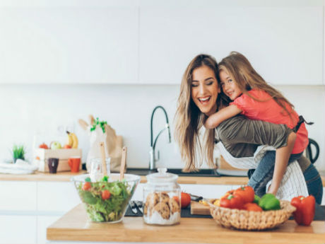 50+ Easy Kitchen, Cleaning & Beauty Hacks for Parents