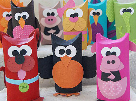 9 Anytime Crafts for Kids That They'll Love