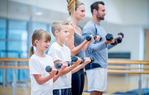 How to Help Kids Develop Basic Athletic Skills