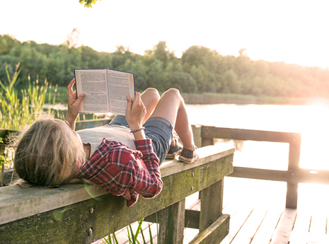 The Best Books to Get Kids Excited About the Outdoors