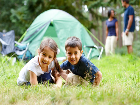 Camping Safety Rules for Kids