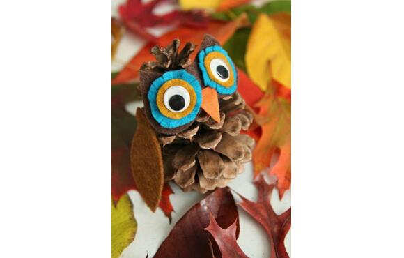 19 cool fall crafts for kids of all ages activekids for Fun crafts for all ages