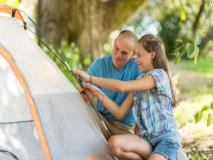 How to Pick the Perfect Family Tent