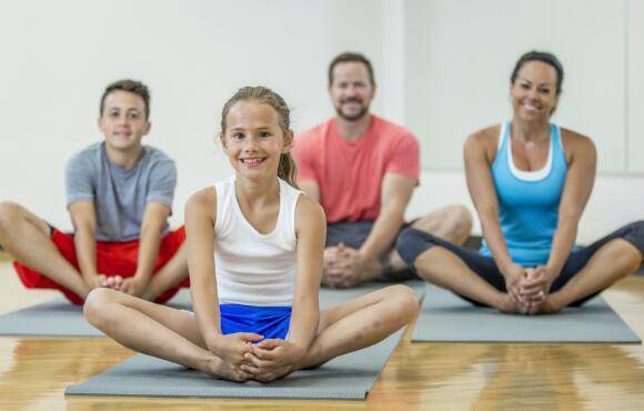 Yoga or Gym