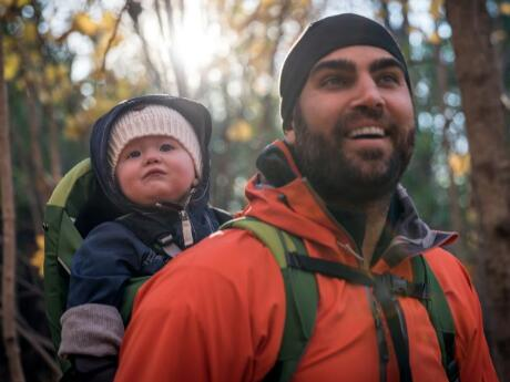 6 Tips for Hiking with Babies and Toddlers
