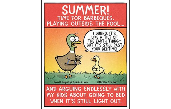 fb7cc1c9637 Hilarious Memes that Perfectly Describe Summer Break for Parents ...