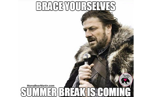 Hilarious Memes That Perfectly Describe Summer Break For Parents